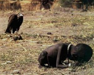 hambre en el mundo